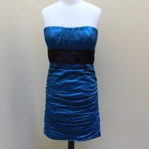 BCBG strapless dress size 10